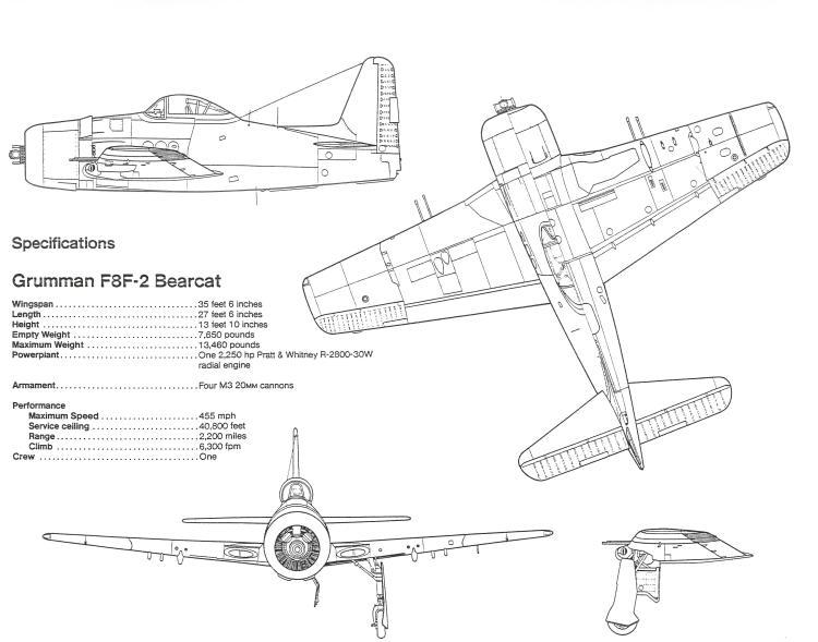 Grumman F8F-2 Bearcat Specifications_lrg.jpg