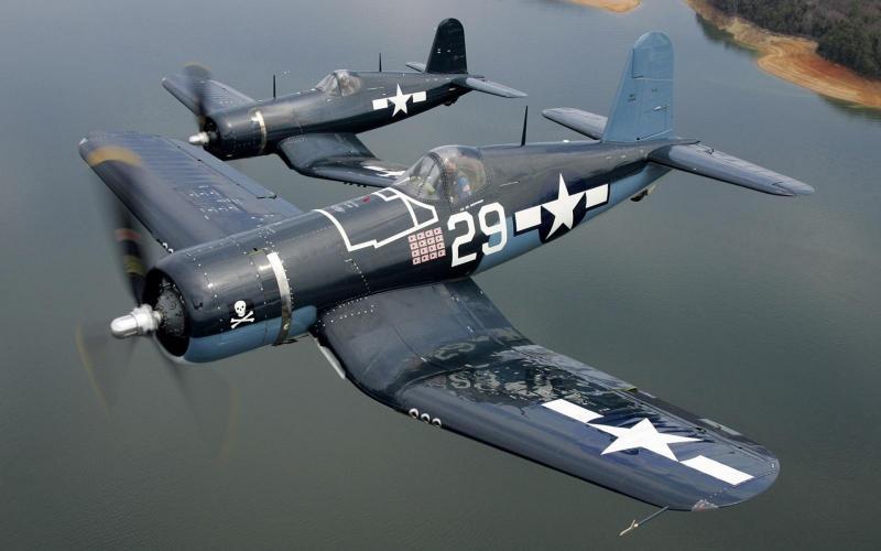 Vought F4U Corsair Aircraft Wallpapers - 1920x1200 - 520806.jpg