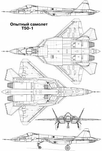 Sukhoi PAK FA t-50 pro type LIMITED to 500px-1.jpg